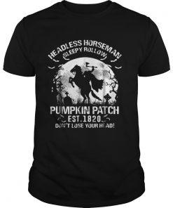 Headless Horseman Halloween Pumpkin Ale 2018  Unisex