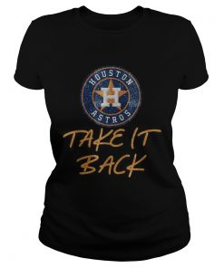 Houston Astros take it back  Classic Ladies