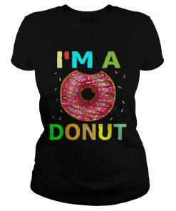 Im A Donut Halloween Costumes Gifts Men Women Kids  Classic Ladies