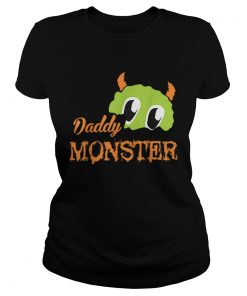 Mens Funny Daddy Monster Halloween Costume Gift Ideas Zombie Bone  Classic Ladies