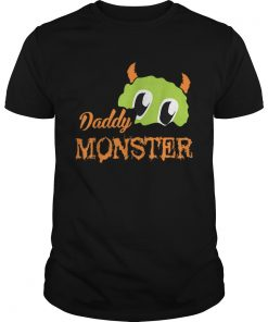 Mens Funny Daddy Monster Halloween Costume Gift Ideas Zombie Bone  Unisex