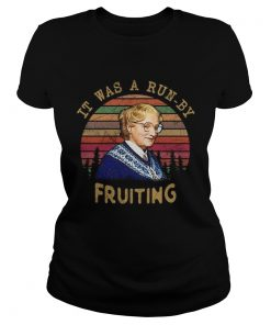 Mrs Doubtfire it was a run by fruiting sunset  Classic Ladies