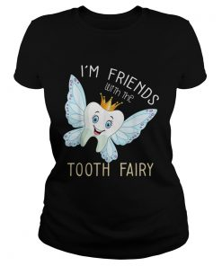 Nice Tooth Fairy Halloween Costume Tee For Adults and Kids  Classic Ladies