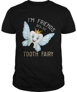 Nice Tooth Fairy Halloween Costume Tee For Adults and Kids  Unisex