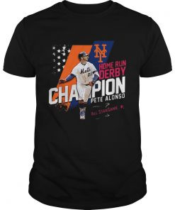 Pete Alonso home runs derby champion all star game  Unisex