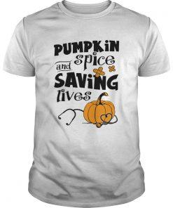 Pumplin spice saving lives  Unisex
