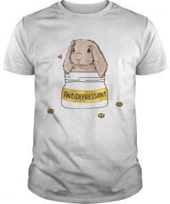 Rabbit antidepressant  Unisex