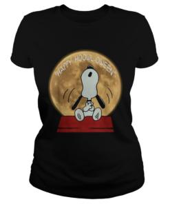 Snoopy happy hoowloween  Classic Ladies