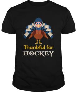 Thankful for Hockey Turkey  Unisex