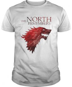 The North Remembers Game Of Thrones  Unisex