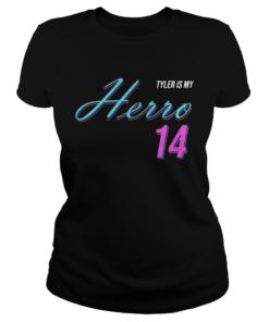 Tyler Herro 2020 TShirt Classic Ladies