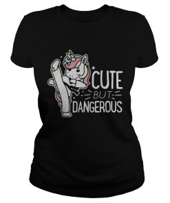 Unicorn cute but dangerous  Classic Ladies