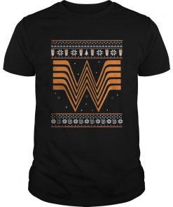 Whataburger Christmas Shirt Unisex