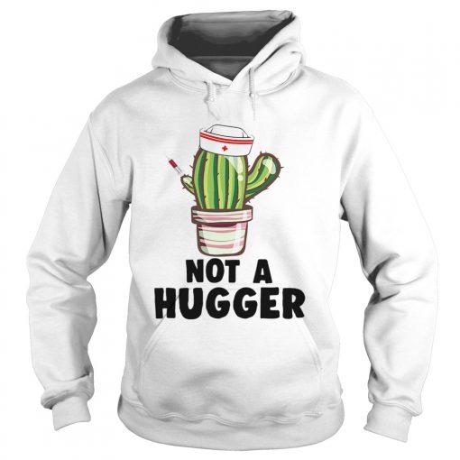 not a hugger TShirt Hoodie