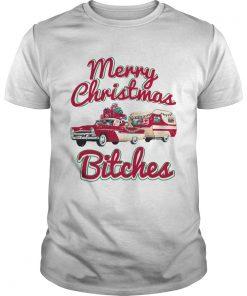 1572867504Merry Christmas Bitches Christmas  Unisex