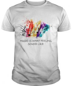 1572867695Music Is What Feeling Sound Like  Unisex