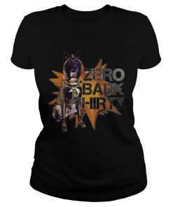 1572868339Conan Military Hero Dog Zero Bark Thirty  Classic Ladies