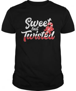 1572868467Sweet But Twisted Funny Candy Cane  Unisex