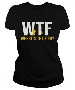 1572871923WTF Where's The Fish Fishing  Classic Ladies