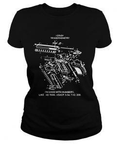1572872083Hot I study triggernometry 3d guns  Classic Ladies