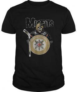 1572872201Misfits Las Vegas golden knights  Unisex