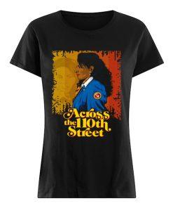 Across the 110th Street  Classic Women's T-shirt