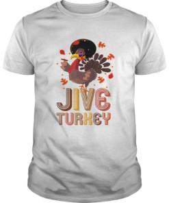Awesome Funny Jive Turkey Thanksgiving Holiday Festive Turkey  Unisex