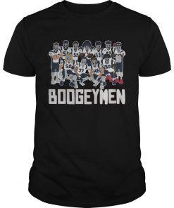 Boogeymen New England Patriots Team Players  Unisex