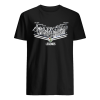 Boston Celtics Legends team signatures  Classic Men's T-shirt
