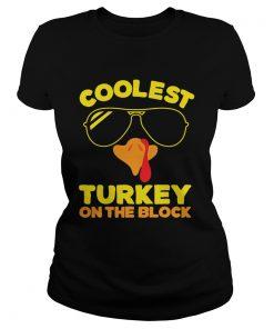 Coolest Turkey On The Block  Classic Ladies