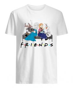 Friends TV show Frozen character  Classic Men's T-shirt