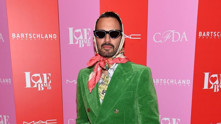 Marc Jacobs's Throwback Photo Includes a Sweet Style Moment With Grandma