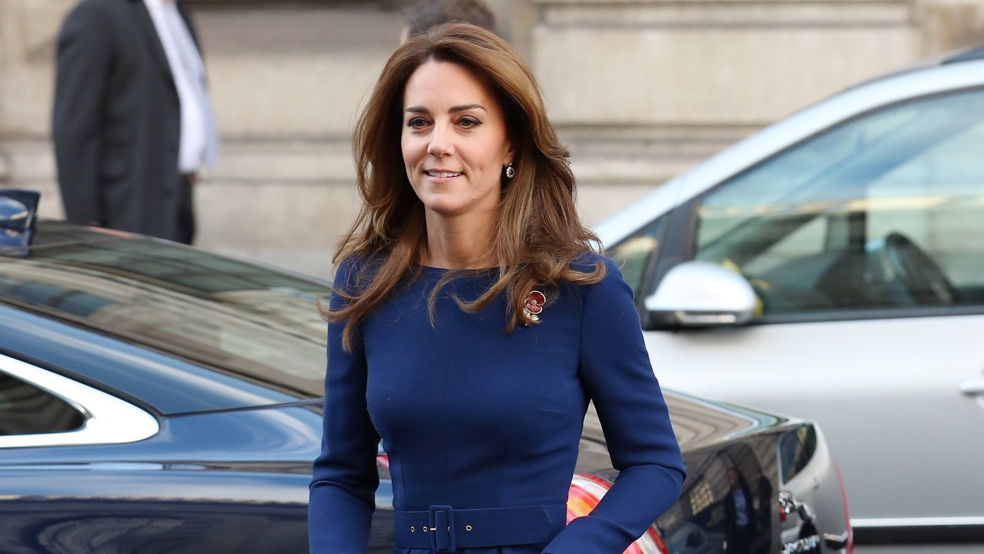 Kate Middleton's Latest Look Is a Subtle Tribute to Princess Diana