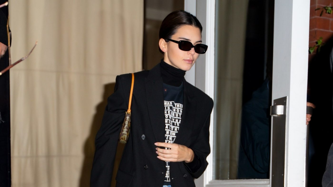 Kendall Jenner Steps Out in the Ultimate Winter Boot