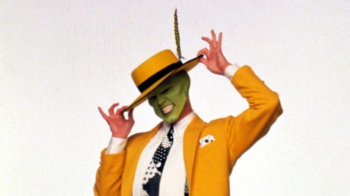 Gigi Hadid Puts a High Fashion Spin on The Mask for Halloween