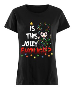 Maleficent Is This Jolly Enough  Classic Women's T-shirt