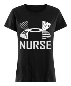 Nurse American Under Armour  Classic Women's T-shirt