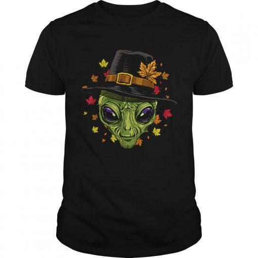 Pretty Thanksgiving Alien Pilgrim Costume Men Women  Unisex