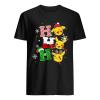 Santa Pikachu ho ho ho christmas  Classic Men's T-shirt
