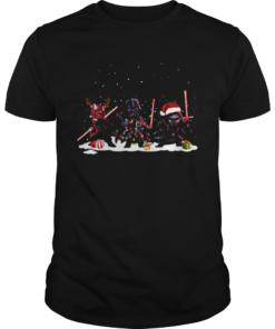 Star Wars Darth Maul Darth Vader Kylo Ren Christmas  Unisex