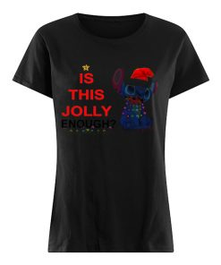 Stitch is this Jolly Enough  Classic Women's T-shirt
