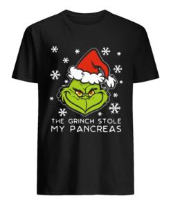 The Grinch Stole my pancreas  Classic Men's T-shirt