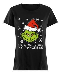 The Grinch Stole my pancreas  Classic Women's T-shirt