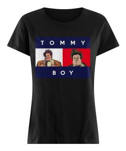 Tommy The Tommy Boy Blade  Classic Women's T-shirt