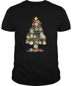 Toroto Christmas tree  Unisex