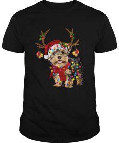 Yorkshire Terrier Gorgeous Reindeer Christmas  Unisex