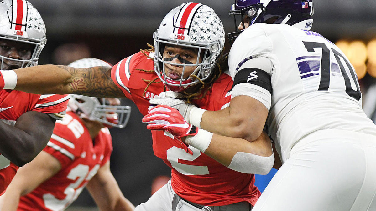 Ohio State star DE Chase Young to miss Maryland game because of possible NCAA violation