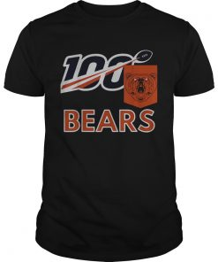 Bears 100th Year inspired Sports  Unisex