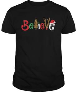 Believe Christmas  Unisex