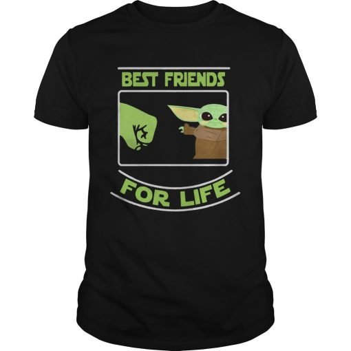 Best Friends For Life Baby Yoda  Unisex